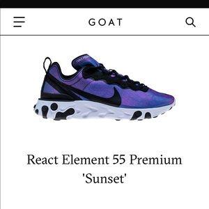 Nike react new
